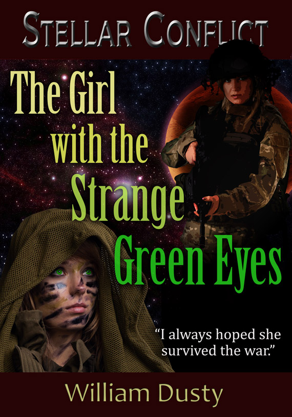 Stellar Conflict: The Girl with the Strange Green Eyes