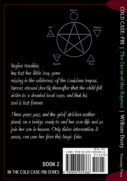The Curse of the Bayous (back cover)